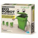 Eko robot śmietnikowy marki 4m  Eko robot śmietnikowy