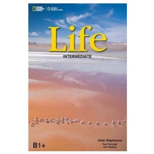 Life Intermediate Podręcznik + DVD (184 str.)