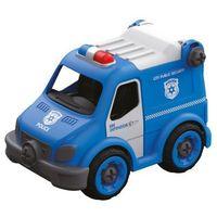 Samochód policja do skręcania marki Dromader
