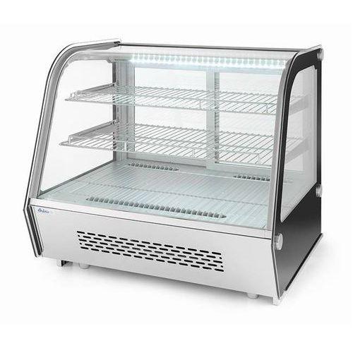 Witryna chłodnicza nastawna | 120L | 160W | 230V | 686x568x(H)686 mm