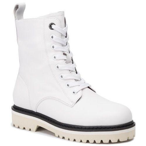 Trapery BIG STAR - EE274678 White, kolor biały