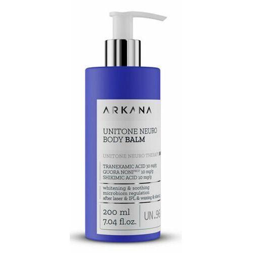 Arkana unitone neuro body balm specjalistyczny balsam rozjaśniający do ciała (46096) - Najlepsza oferta