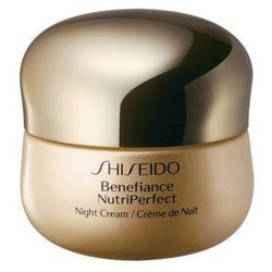 Kremy na noc Shiseido notino.pl