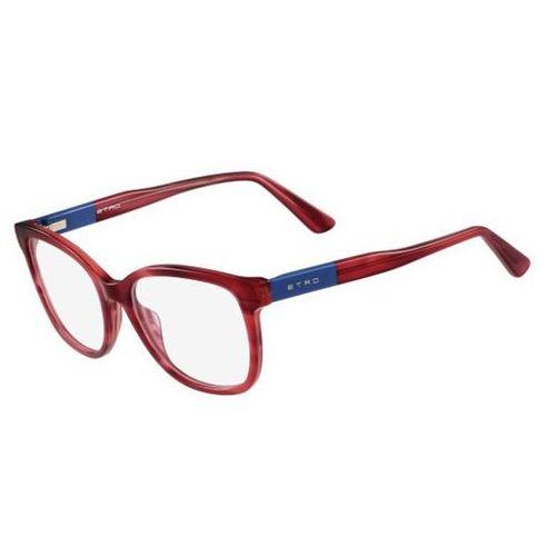 Okulary korekcyjne et 2629 609 Etro