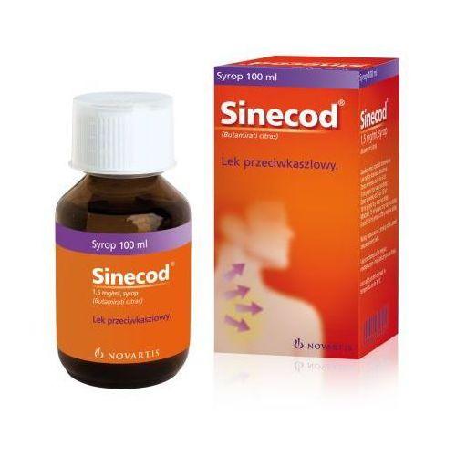 Syrop SINECOD syrop 200ml