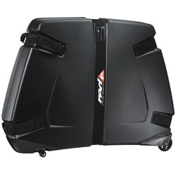 Red Cycling Products Bike Box II Walizka do transportu roweru, black 2021 Kufry rowerowe i pokrowce