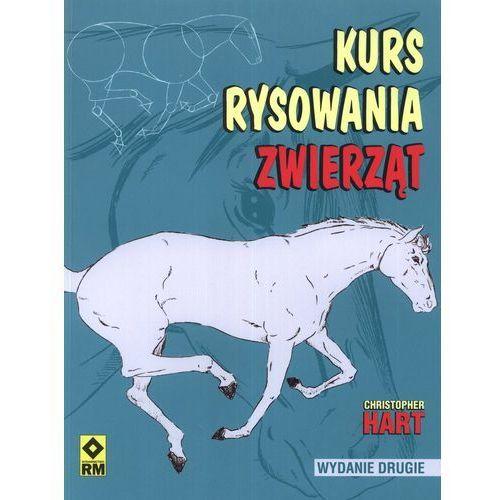 Kurs rysowania zwierząt (9788372439567)