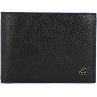 Piquadro Blue Square Special Portfel RFID skórzany 13 cm schwarz ZAPISZ SIĘ DO NASZEGO NEWSLETTERA, A OTRZYMASZ VOUCHER Z 15% ZNIŻKĄ