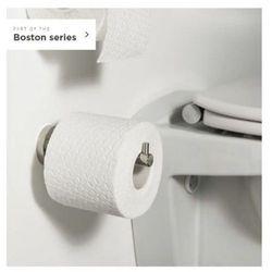 Uchwyty na papier toaletowy  Tiger inVerno Centrum Łazienek