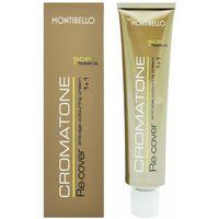 Montibello cromatone recover farba 60ml do włosów siwych 4.80 mulberry brown