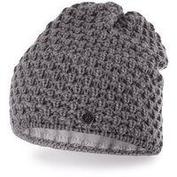 Zimowa czapka damska PaMaMi - Jasnoszary