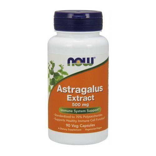 Kapsułki Now Foods Astragalus extract standaryzowany 90 kaps