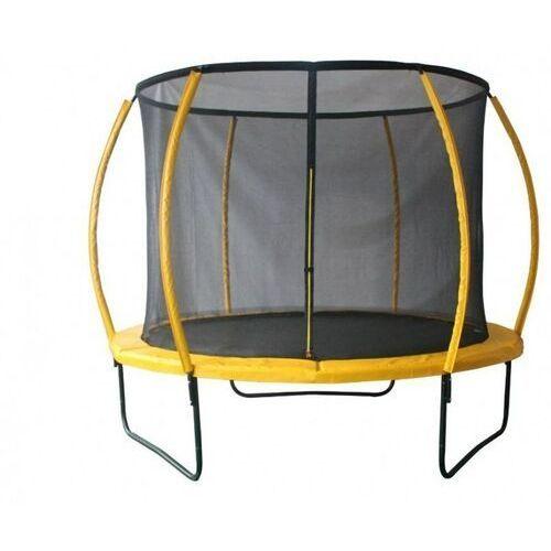 Trampolina ogrodo wa 252cm/8ft siatka/drabinka (sdt-0803fhi-a). od 3 lat marki Tesoro
