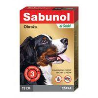 Sabunol Obroża przeciwpchelna dla dużych psów - 75 cm