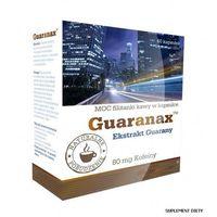 Kapsułki Olimp Guaranax 60 kaps. silna dawka kofeiny 012525