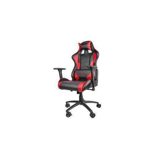 Natec fotel dla graczy genesis nitro880 czarny czerwony  darmowa dostawa   5901969405552