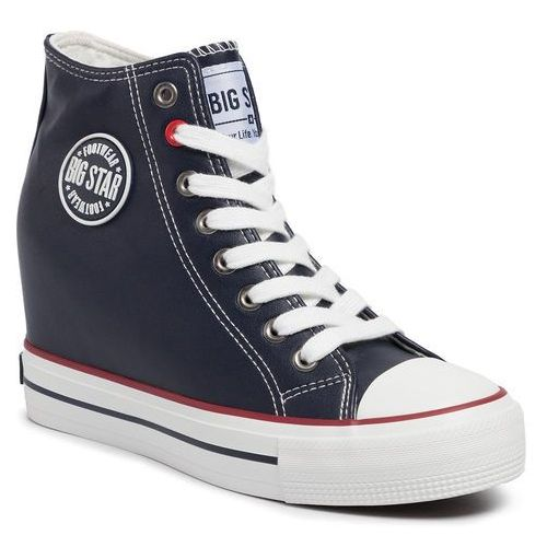 Sneakersy BIG STAR - EE274610 Navy, kolor niebieski