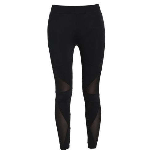 Urban Classics LADIES TRIANGEL TECH Legginsy black/black, TB1938