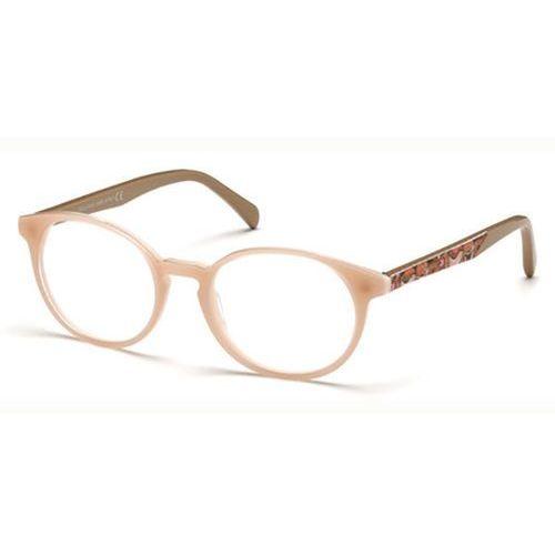 Okulary korekcyjne ep5019 074 Emilio pucci