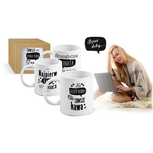 ECO - kubek Boss 300ml - Aromatyczna herbata na poprawę humoru