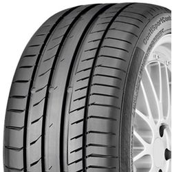 Continental ContiSportContact 5 SUV 255/60 R18 112 V
