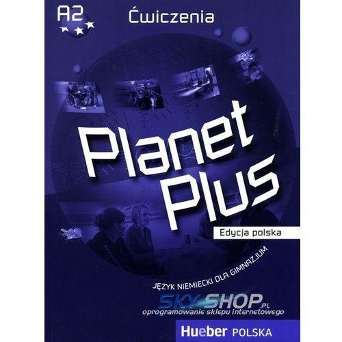 Planet Plus Język niemiecki Ćwiczenia Edycja polska (2007)