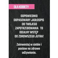 Jadłospis szyty na miarę - dla kobiet / SOKI COLDPRESS / DOSTAWA W 24h / DETOKS SOKOWY / DIETA SOKOWA