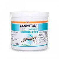 VETOQUINOL Caniviton forte 30 - preparat odżywczy wspomagający funkcje chrząstki stawowej 1kg