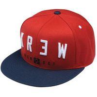 czapka z daszkiem KREW - Encore Navy/Red (NRD) rozmiar: OS