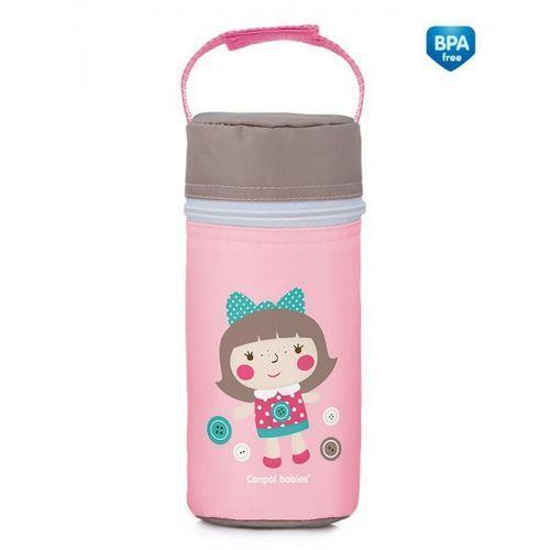 Canpol termoopakowanie miękkie z kolekcji toys: kolor - różowy Canpol babies
