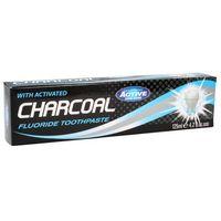 active oral care pasta do zębów z aktywnym węglem 125ml marki Beauty formulas