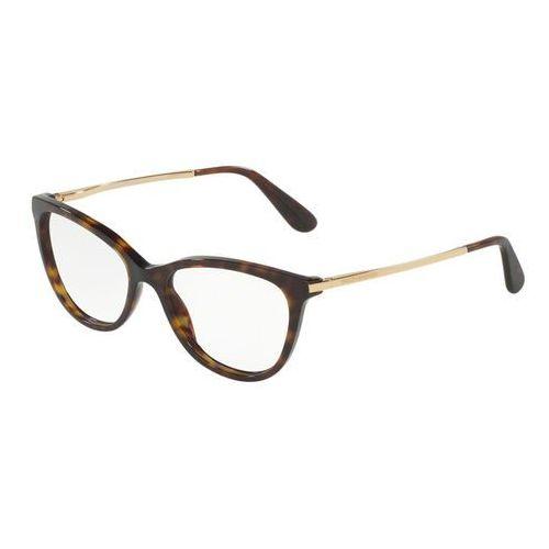 Dolce & gabbana Okulary korekcyjne dg3258 502