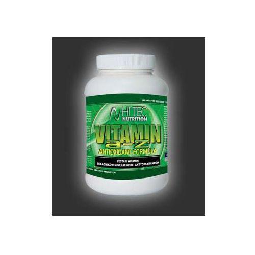 Hi Tec Vitamin A Z - 60 kaps