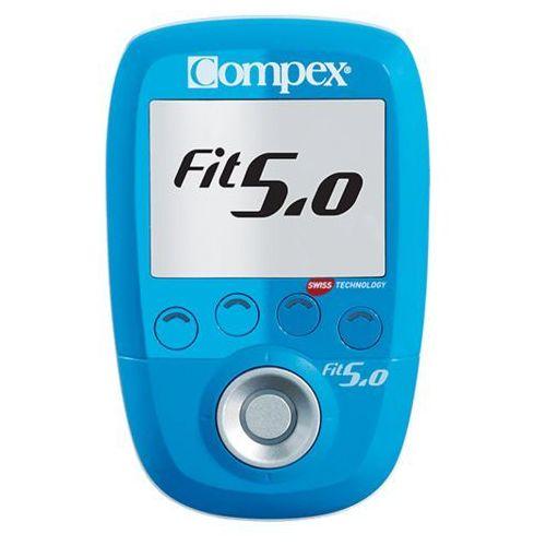 Elektrostymulator Compex FIT 5.0 + 2 paczki elektrod GRATIS