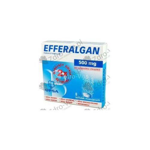 Efferalgan tabl.mus. 0,5 g 8 tabl
