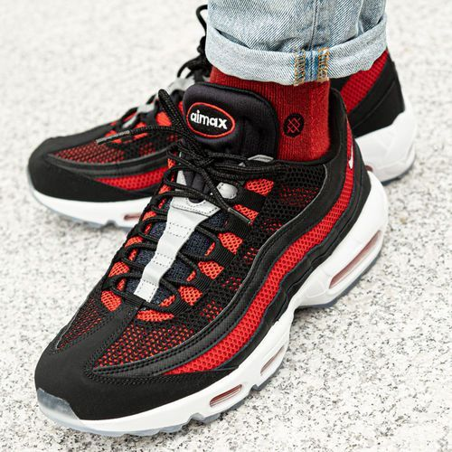 Nike Air Max 95 Black Wolf Grey Cool Grey 749766 005