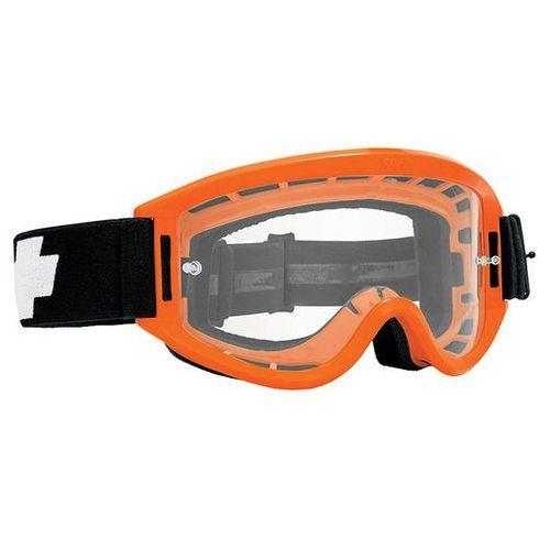 Gogle narciarskie breakaway orange - clear w/ post Spy