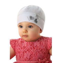 Marika Czapka niemowlęca 100% bawełna 5x34bp