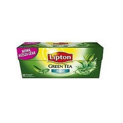 Zielona herbata  LIPTON WoJAN