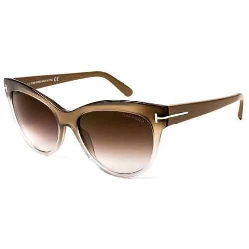349ed86a560 Okulary Słoneczne Tom Ford FT0430 LILY 59G - emodi.pl moda i styl
