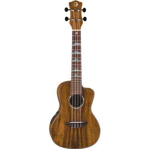 Luna High Tide Concert Koa elektryczne ukulele koncertowe (0819998044893)