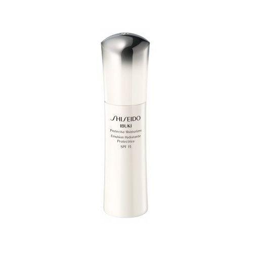Shiseido ibuki protective moisturizer spf15 (w) emulsja nawilżająca do twarzy 75ml
