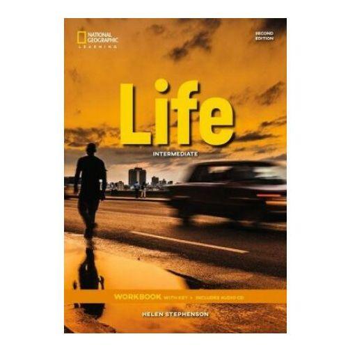 Life 2nd Edition Intermediate. Ćwiczenia z Kluczem + CD (2018)
