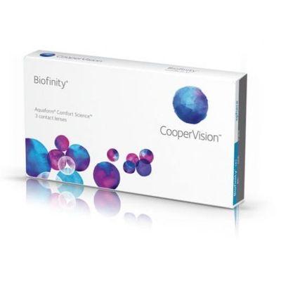 Soczewki kontaktowe CooperVision