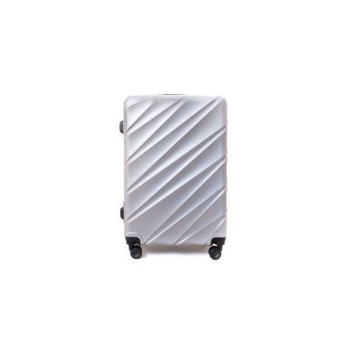 401a34679e92b ▷ Walizka t-1039/3-50 abs srebrna (Sirocco) - opinie / ceny ...