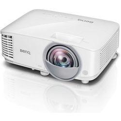 Projektor BenQ MX808ST (9H.JGP77.13E) Biały