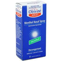 Aerozol OTRIVIN MENTHOL Aerozol do nosa 1mg/ml 10ml