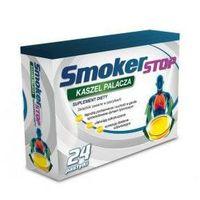 SmokerSTOP Kaszel Palacza x 24 pastylki do ssania
