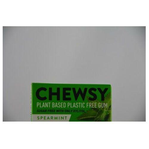Guma do żucia MIĘTOWA z ksylitolem bez cukru 15 g (10 gum w opak.) 1 szt - Promocyjna cena