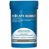Kapsułki Bicaps Witamina K2 MK-7 200ug 60 porcji 60 kapsułek ForMeds